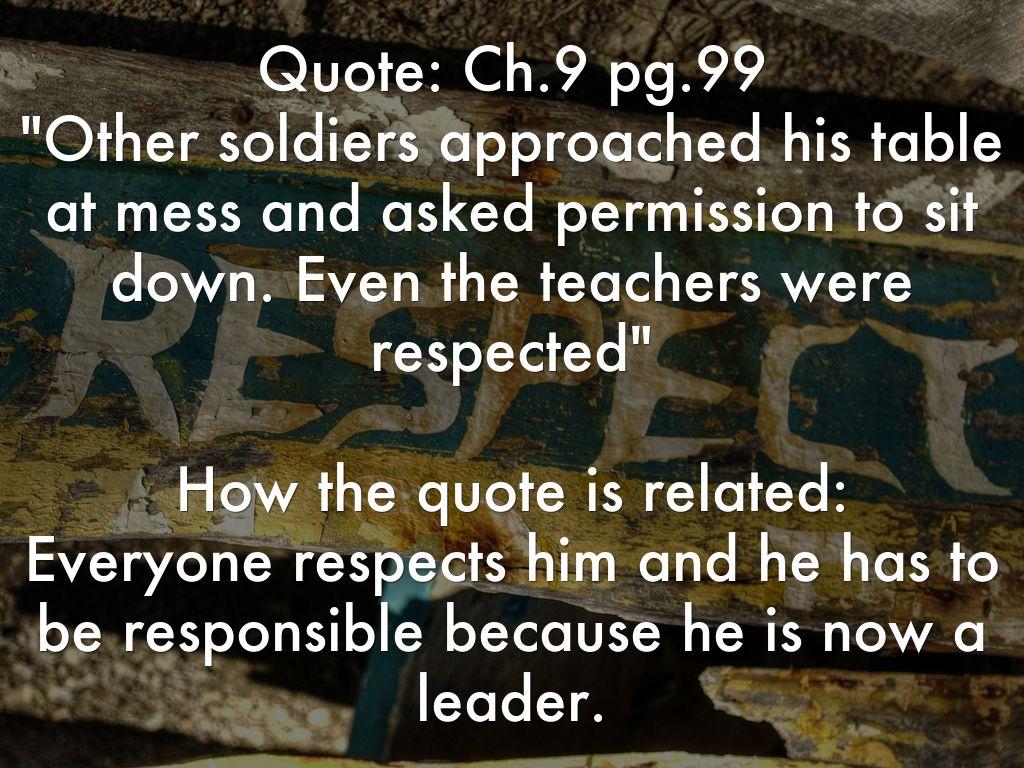 Leadership in enders game essay