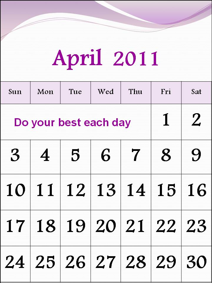 Calendar Quotes For Each Day : Calendar for each day quotes quotesgram