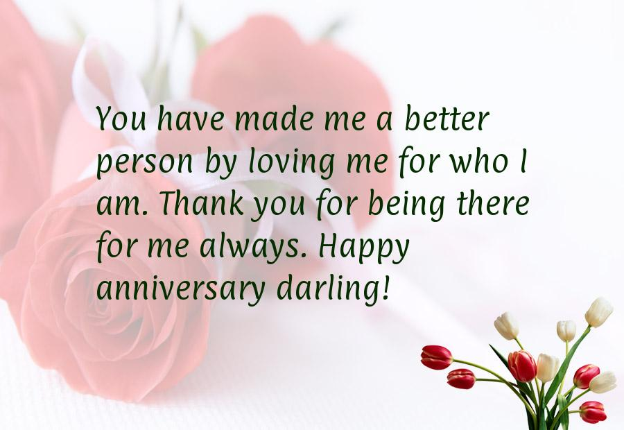 Happy Anniversary Quotes For Her Quotesgram