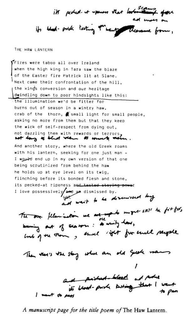 analysis of heaneys poem mid term break Mid-term break by seamus heaney i have reacently read and studied the poem mid term break and this essay i am this question asks for an analysis of the effect.