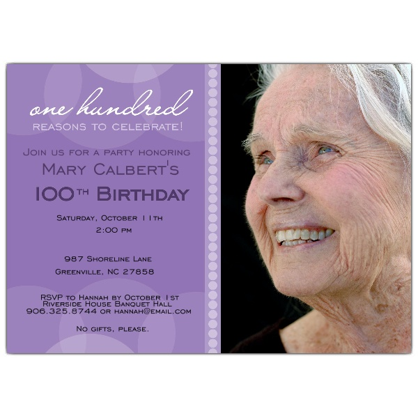 100th Birthday Quotes. QuotesGram