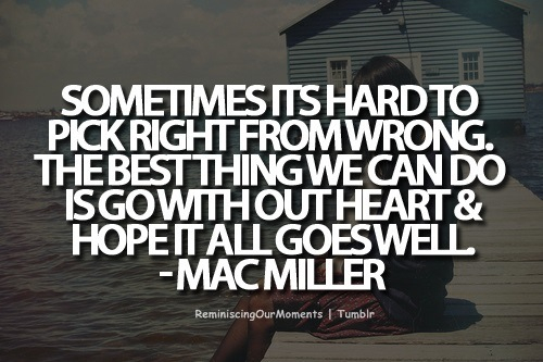 mac miller quotes about friends - photo #8