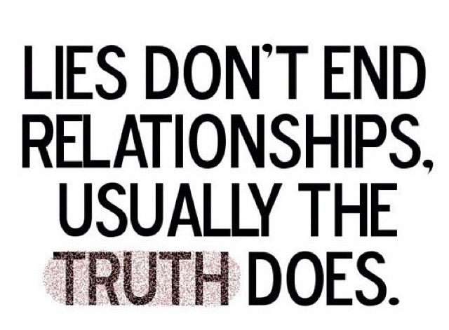 Sometimes The Truth Hurts Quotes. QuotesGram