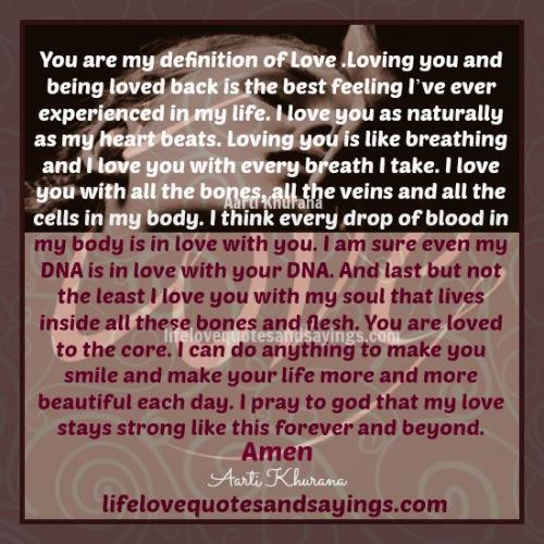 What Meaning Of Love: Definition Of Love Quotes. QuotesGram