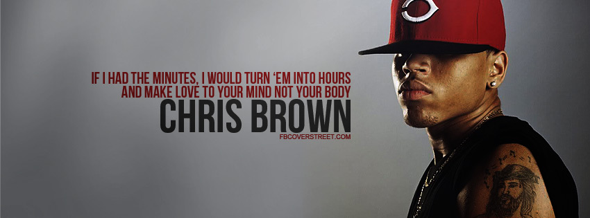 Chris Brown Quotes About Life: Chris Brown Quotes Good Relationship. QuotesGram