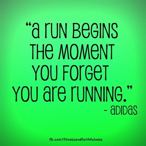 Running quotes adidas