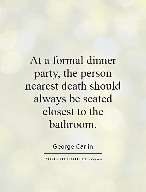 dinner party sayings quotes  quotesgram