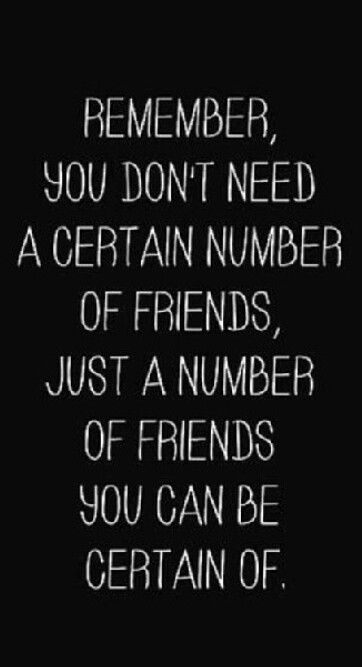 keep a small circle of friends quotes quotesgram