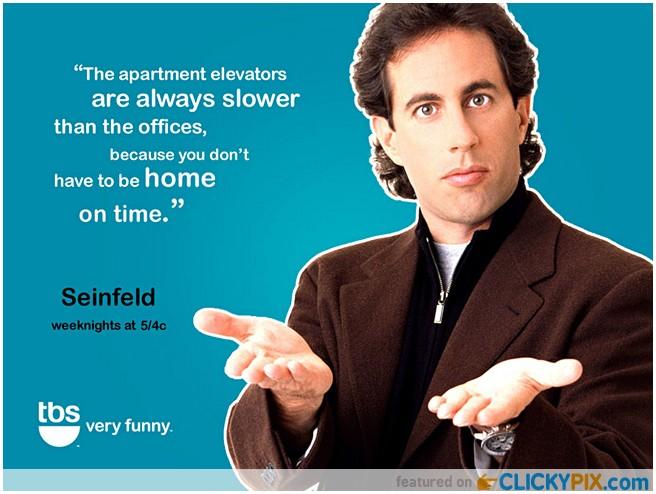 famous seinfeld quotes quotesgram
