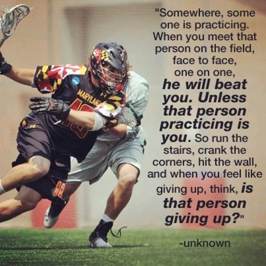 Lacrosse Quotes: Lacrosse Goalie Quotes. QuotesGram
