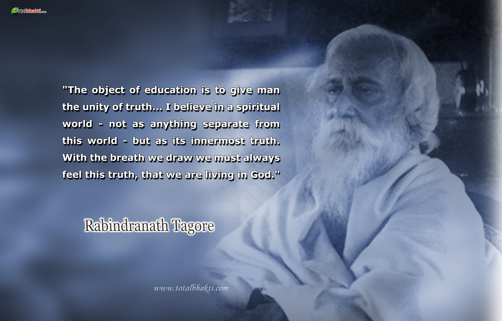 rabindranath tagore quotes quotesgram