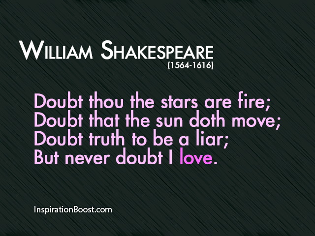 Quotes About Love With Pictures : William Shakespeare Quotes About Love. QuotesGram