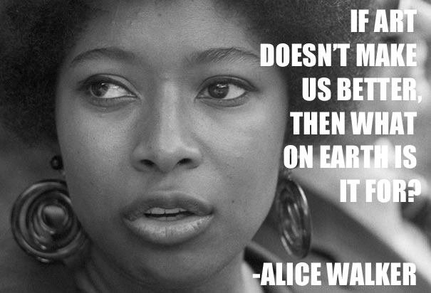 the portrayal of the family in alice walkers everyday use Alice walker's everyday use  he is known for his bleak and stark portrayal of  working-class people trapped in  wife's family in connecticut.