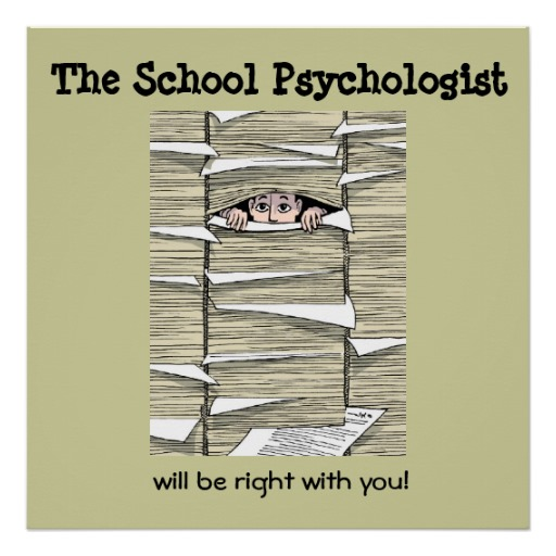 school psychologist Overview the wisconsin pupil services evaluation system is an optional  professional evaluation system for individual school psychologists and the other  three.