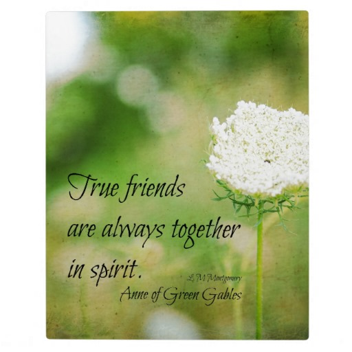 Quotes From Anne Of Green Gables About Friendship : Anne of green gables quotes quotesgram
