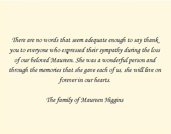 A Thank You After Death Quotes. QuotesGram