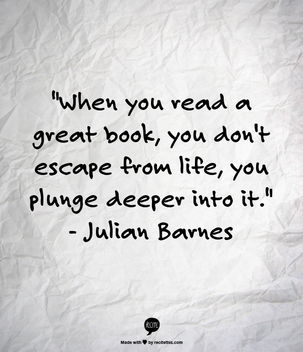 Julian Barnes Quotes. QuotesGram