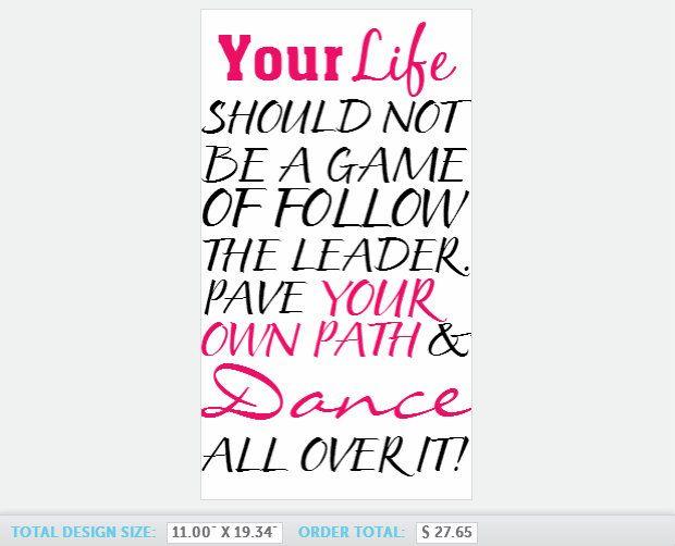 Follow The Path Quotes. QuotesGram