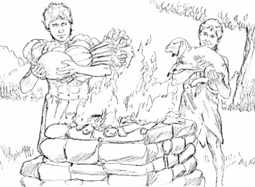 quotes about cain and abel. quotesgram - Bible Coloring Pages Cain Abel