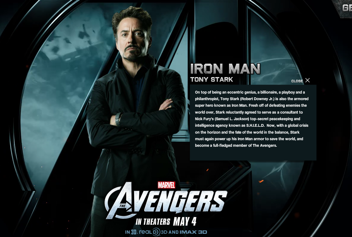 The Avengers: Avengers Quotes Iron Man. QuotesGram