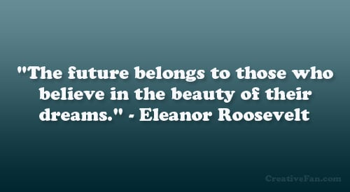Famous Quotations By Eleanor: Eleanor Roosevelt Graduation Quotes. QuotesGram