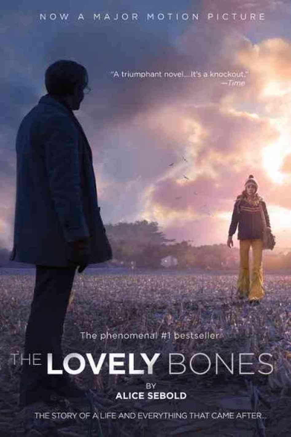 the lovely bones book essay The lovely bones is a 2002 novel by american writer alice sebold it is a book that has faith and hope and giant universal themes in it.