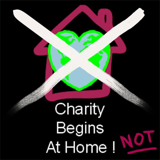 charity should begin at home speech Short essay on charity 'charity begins at home' a person, who is kind at heart and possesses compassion from his early days towards the weak and the needy.