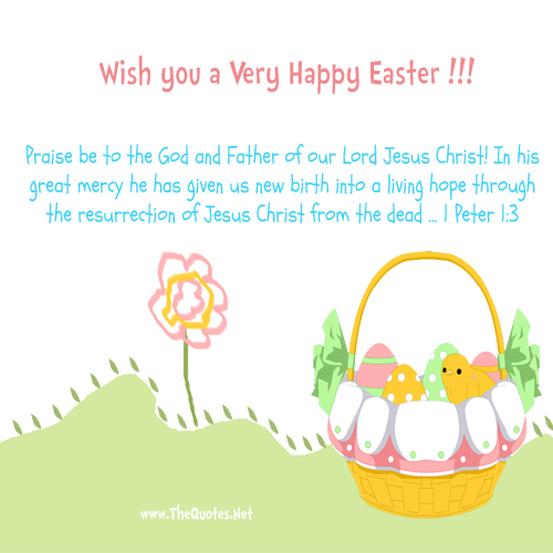 Happy Easter Quotes Bible Verses. QuotesGram