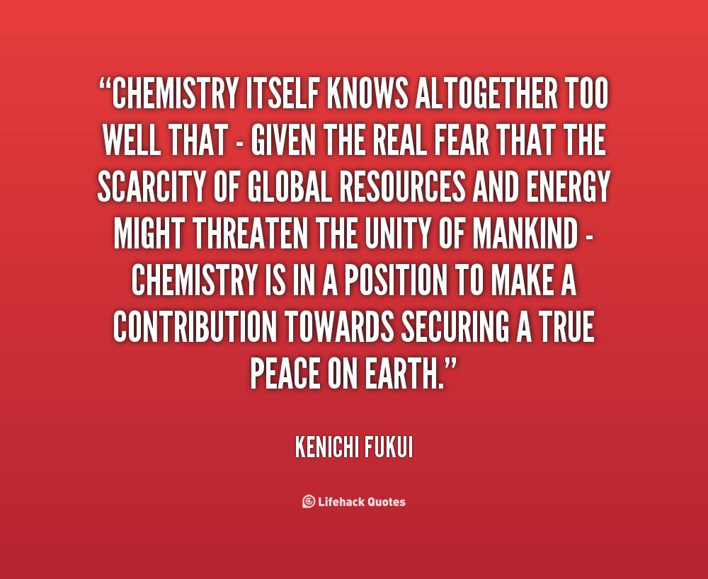 Chemistry Quotes Quotesgram