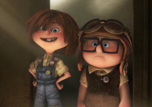 Up Movie Ellie Quotes. QuotesGramYoung Carl And Ellie Disneybound