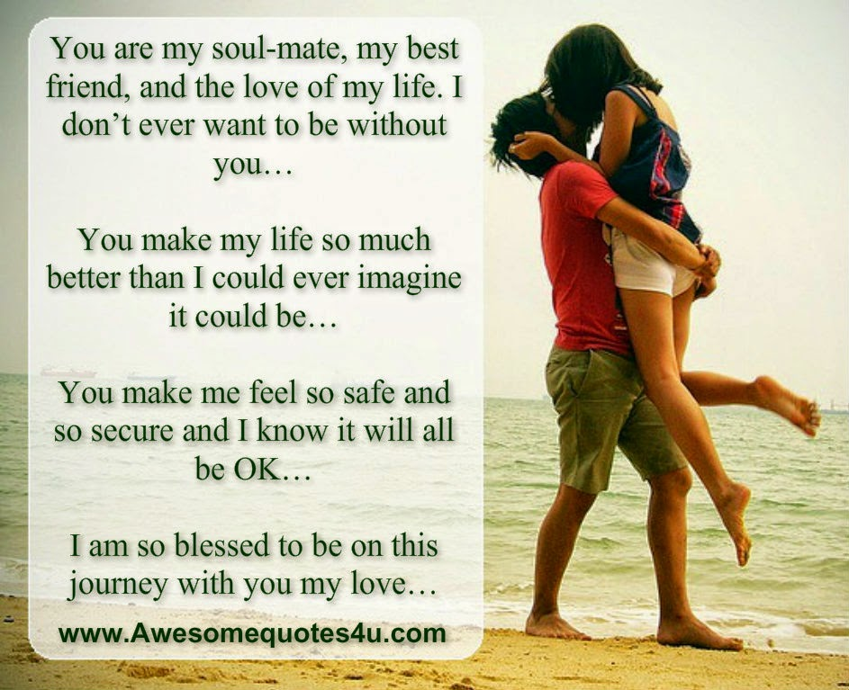 Your my soulmate