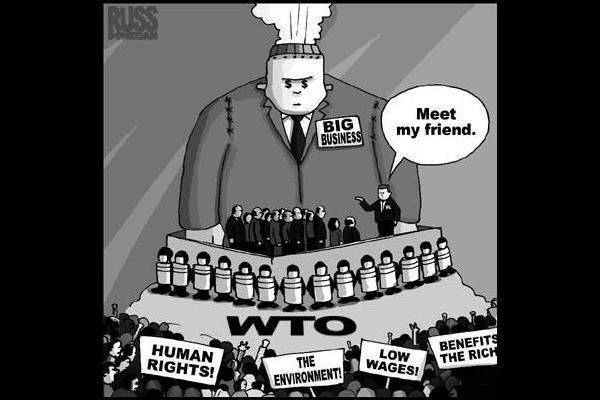 an analysis of the world trade organization The international trade organization (ito) – an intellectual precursor of the world trade organization (wto) – never existed during and after world war ii, extensive efforts were made to bring it into being, culminating in the multilateral negotiation of a charter for the organization at havana in 1947–1948.