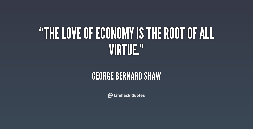 Quotes About The Economy