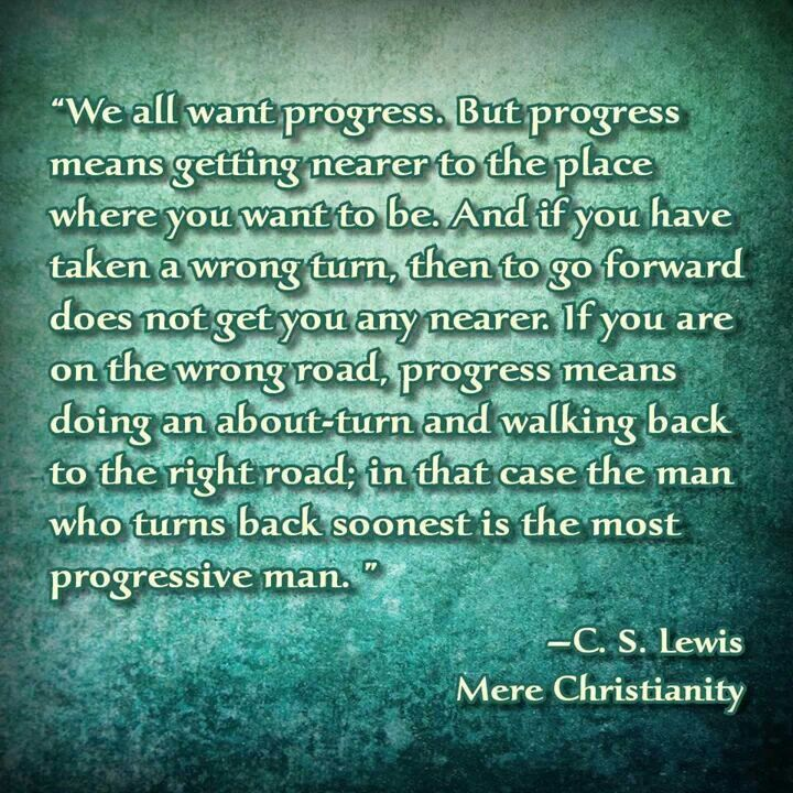 Concepts of christian faith in mere christianity by cs lewis