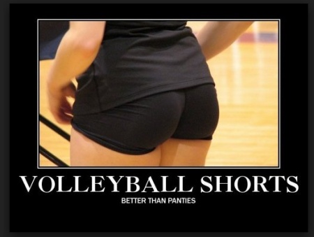 Funny Volleyball Quotes For Girls Quotesgram