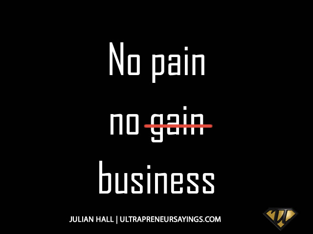 No Pain No Gain Quotes. QuotesGram