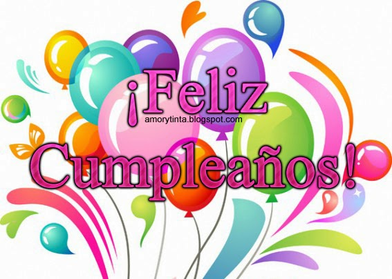 Feliz cumpleanos quotes in spanish quotesgram - Feliz cumpleanos letras ...