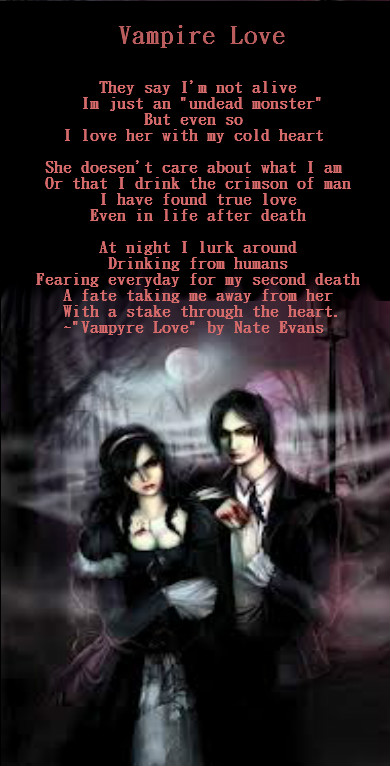 vampire quotes and poems - 390×766