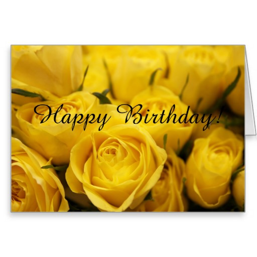 Birthday Roses Quotes: Happy Birthday Quotes With Roses. QuotesGram