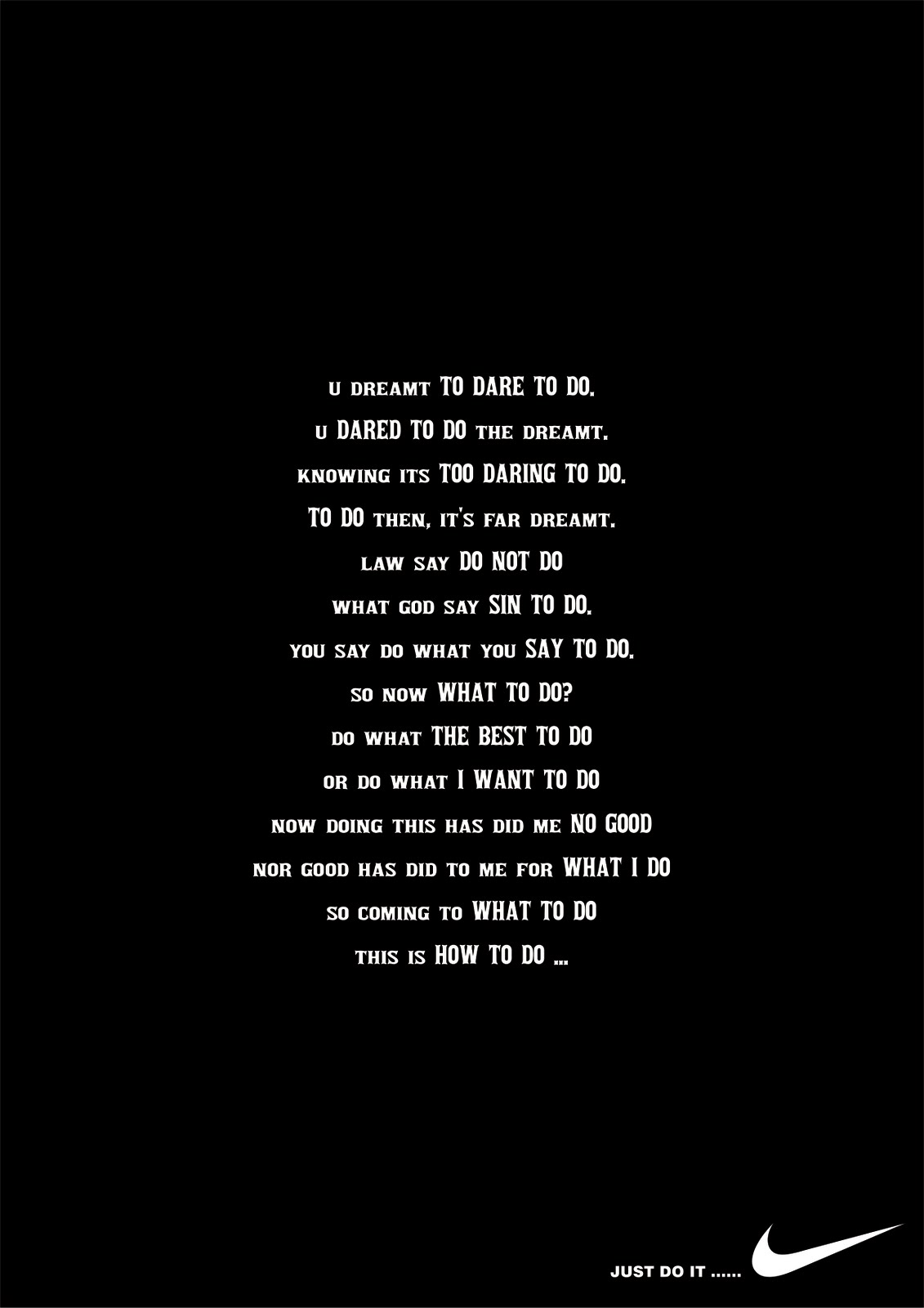 nike just do it quotes quotesgram