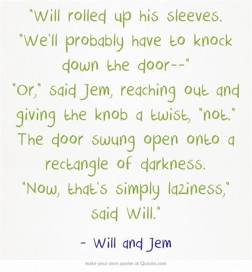 will herondale quotes quotesgram