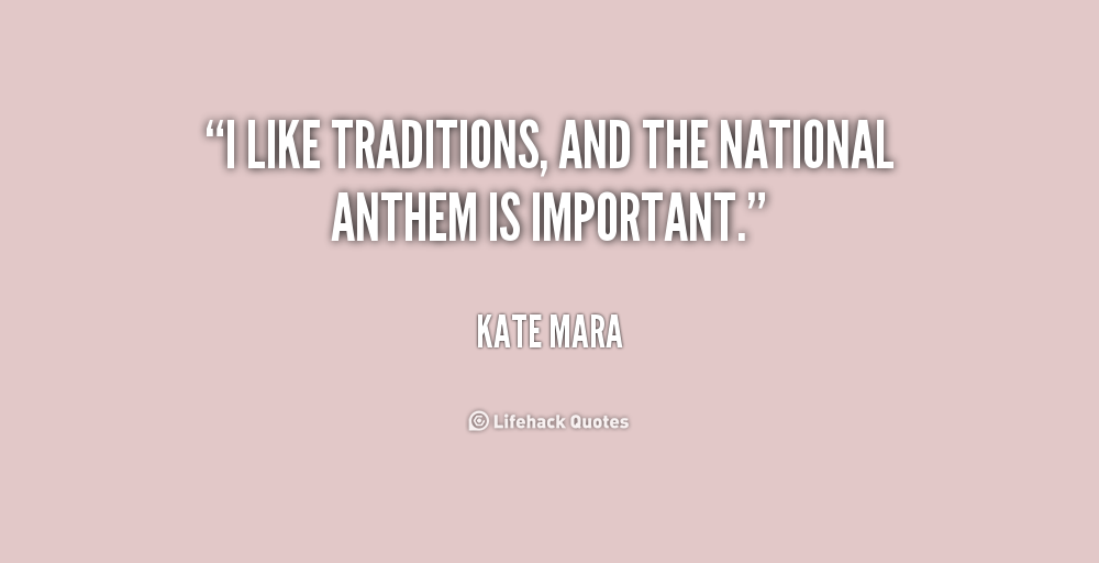 Quotes About Tradition. QuotesGram