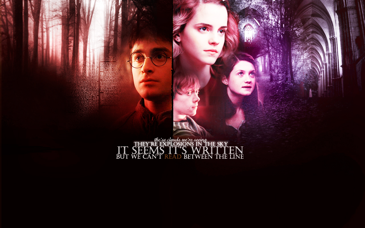 <b>Cool Harry</b> Potter And The Deathly Hallows Part 2 Windows 7 Themes