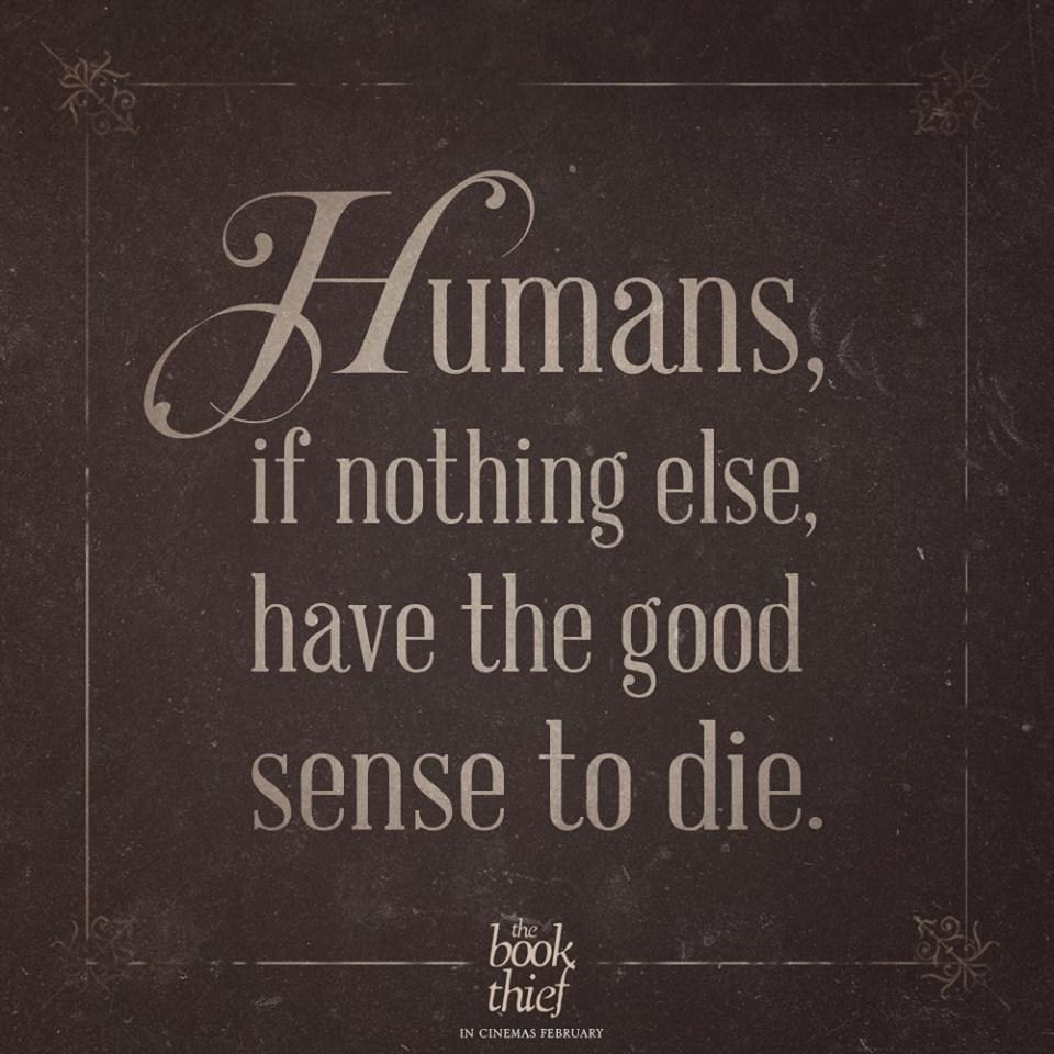 The Book Thief Death Quotes. QuotesGram