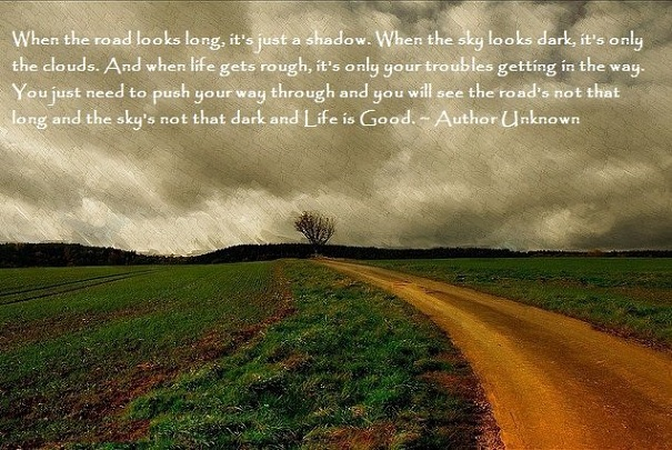 quotes about long roads quotesgram