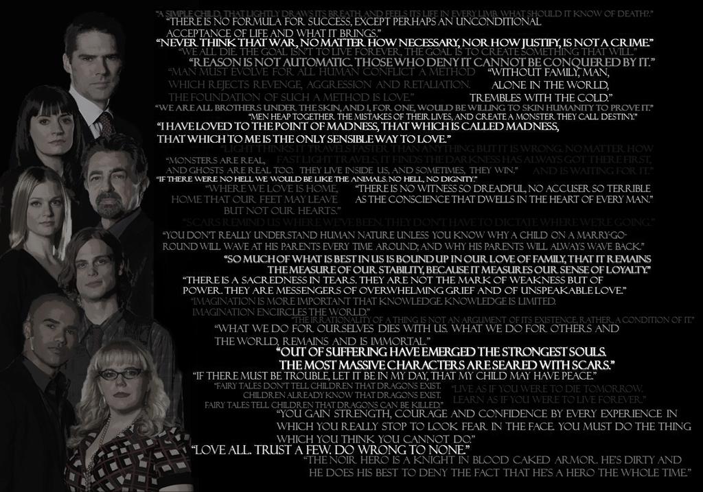Criminal Minds Funny Quotes Quotesgram