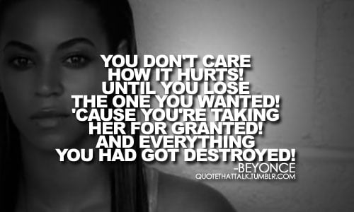 beyonce quotes about boys - photo #9