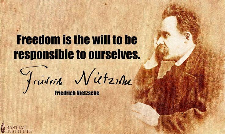 Nietzsche Quotes: Nietzsche Quotes Freedom. QuotesGram