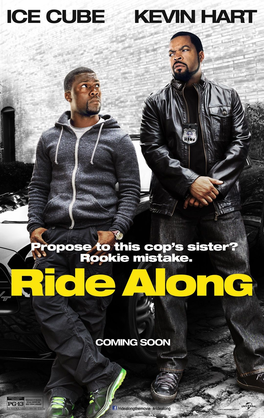 Ride Along Movie Funny Quotes. QuotesGram