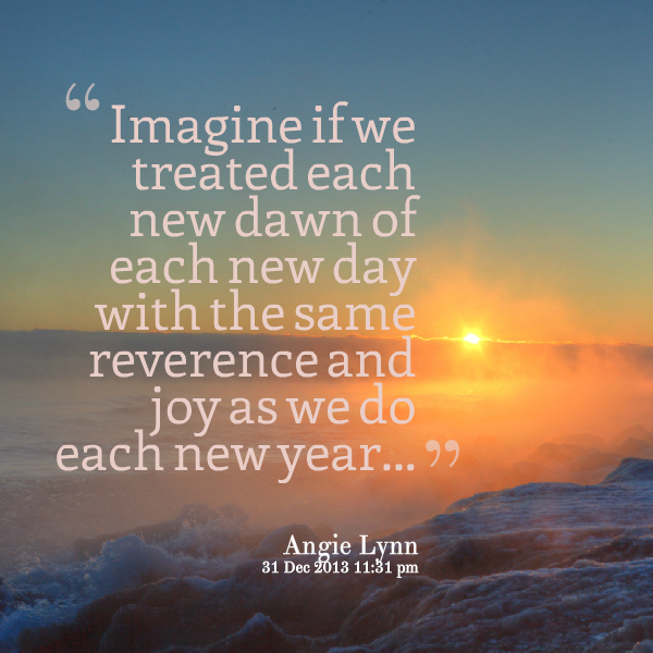 New Quotes For New Year: New Years Day Quotes. QuotesGram